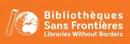 Logo de Bibliotheques sans Frontieres