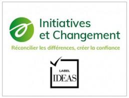 label IDEAS initiaatives et chaangements