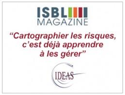 ISBL magazine cartographier les risques