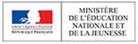 logo du Ministère de l'Education nationale et de la Jeunesse