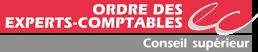 Logo du Conseil supérieur de l'Ordre des Experts-Comptables
