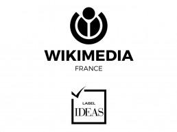 Logo Wikimedia France