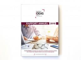 Image de la couverture du rapport Annuel IDEAS 2019