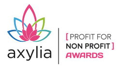 logo Profit for Non Profit awards - Axylia