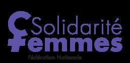 Logo Fédération Solidarité Femmes