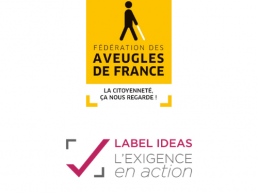 Fédération des Aveugles et Amblyopes de France obtient le label une 2e fois