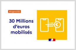 30 millions d'euros dans le fonds « UrgencESS »