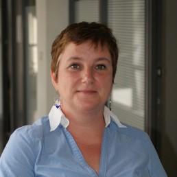 Photo de Emmanuelle Weber, directrice générale adjointe Contrôles et Audit